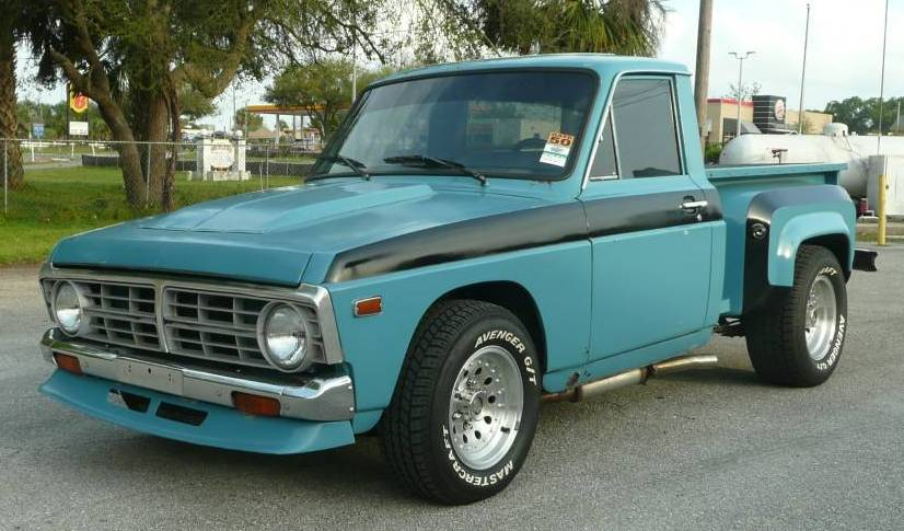 Ford Of Ocala >> 1973 Ford Courier 289 C.I V8 Pickup For Sale in Ocala, FL ...