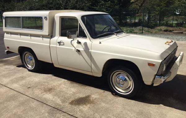 1976 Ford Courier Pickup w/ Camper For Sale in Morton, WA ...