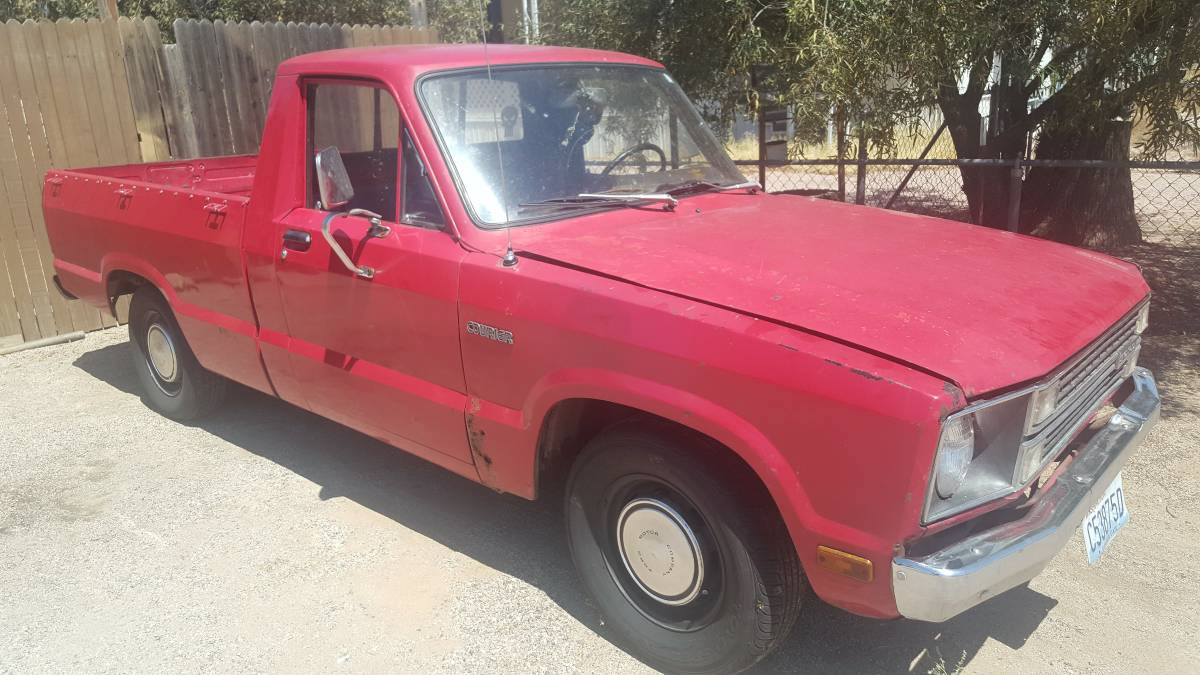 Craigslist Mohave County Az >> 1979 Ford Courier Pickup Truck For Sale in Mesa, AZ - $950
