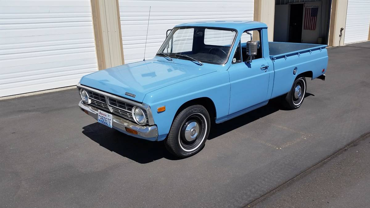 Slo Craigslist: 1972 Ford Courier Pickup For Sale In Yakima, WA
