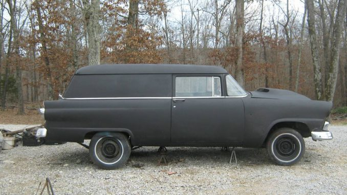 1956 Ford Courier Sedan Delivery For Sale In West Kentucky 9 500