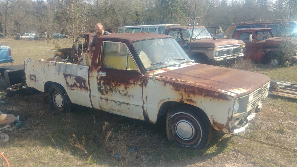 Craigslist Mohave County Az >> 1976 Ford Courier Pickup Truck For Sale in Wagener, SC - $500