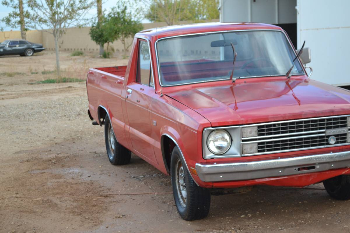 1979 Ford Courier Pickup Truck For Sale in Litchfield Park ...