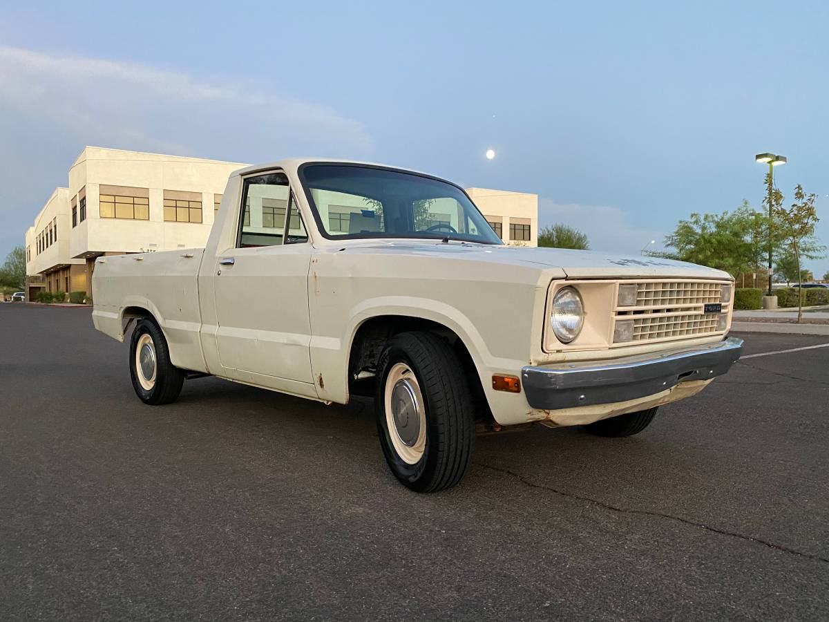 1981 Ford Courier Pickup Truck For Sale in Peoria, AZ - $3,800