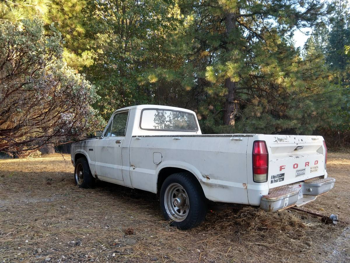 1980 Ford Courier Pickup Truck For Sale in Grass Valley ...