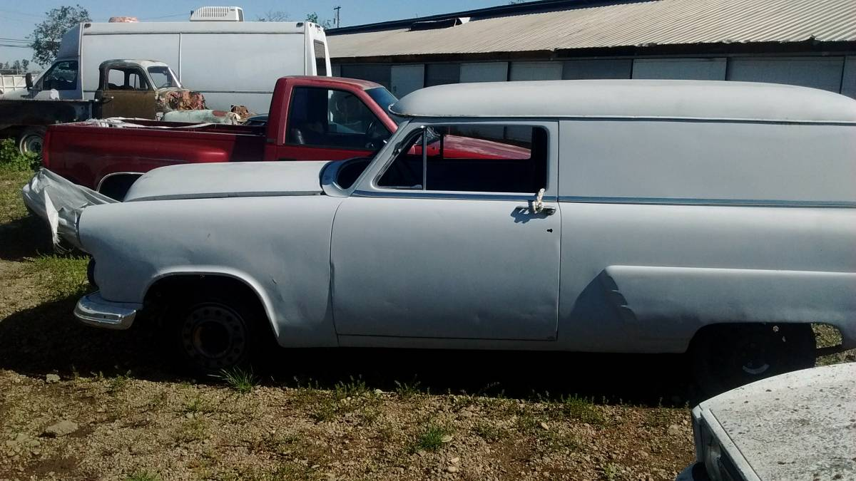 1952 Ford Courier Sedan Delivery For Sale French Camp, CA ...