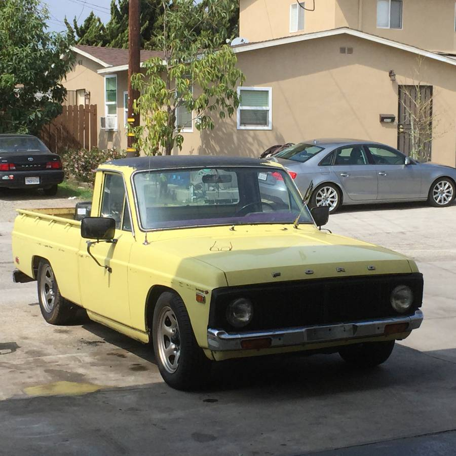 1975 Ford Courier Pickup Truck For Sale In Los Angeles, CA