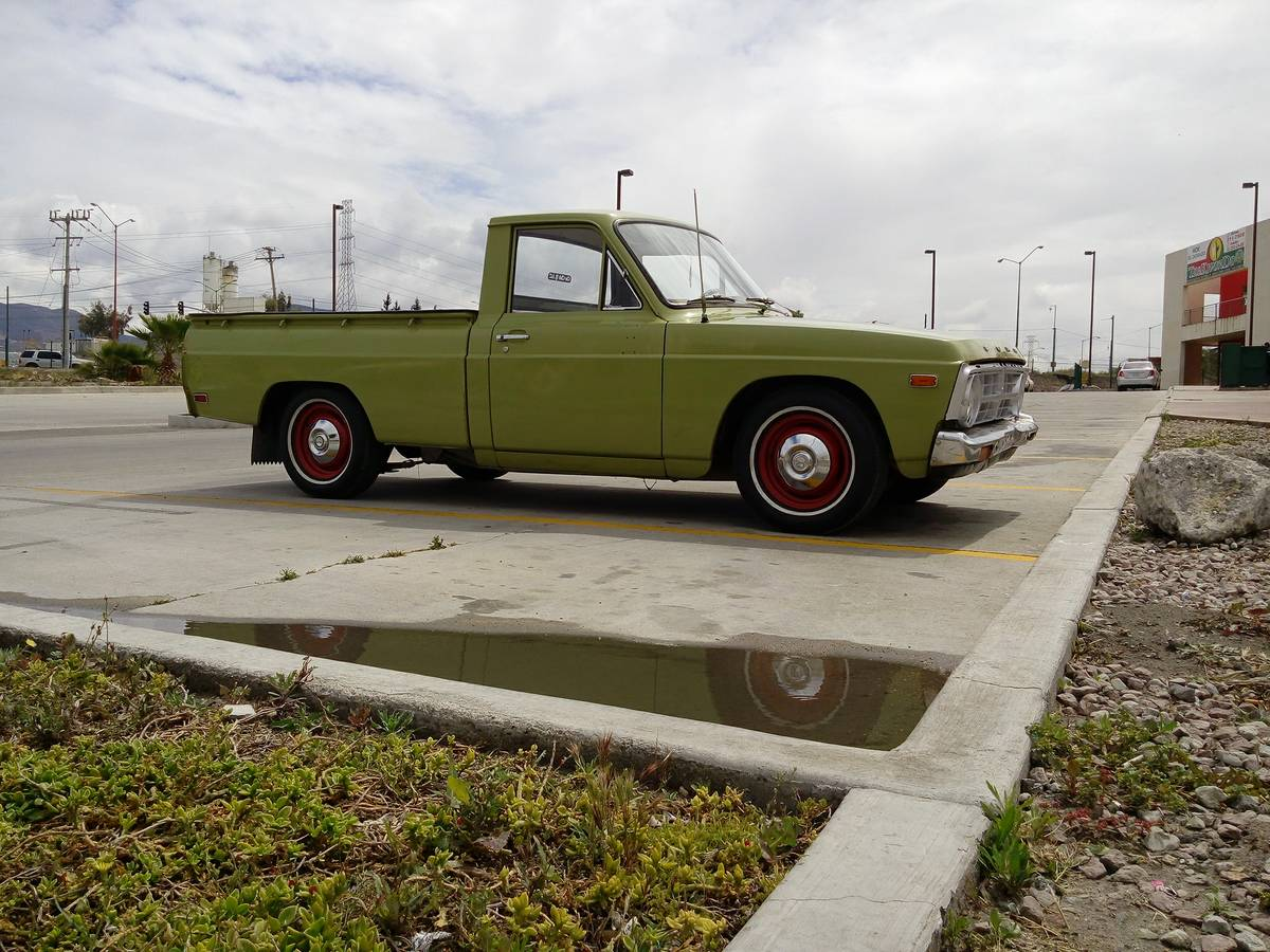 1975 Ford Courier Pickup Truck For Sale in Tijuana, Mexico ...