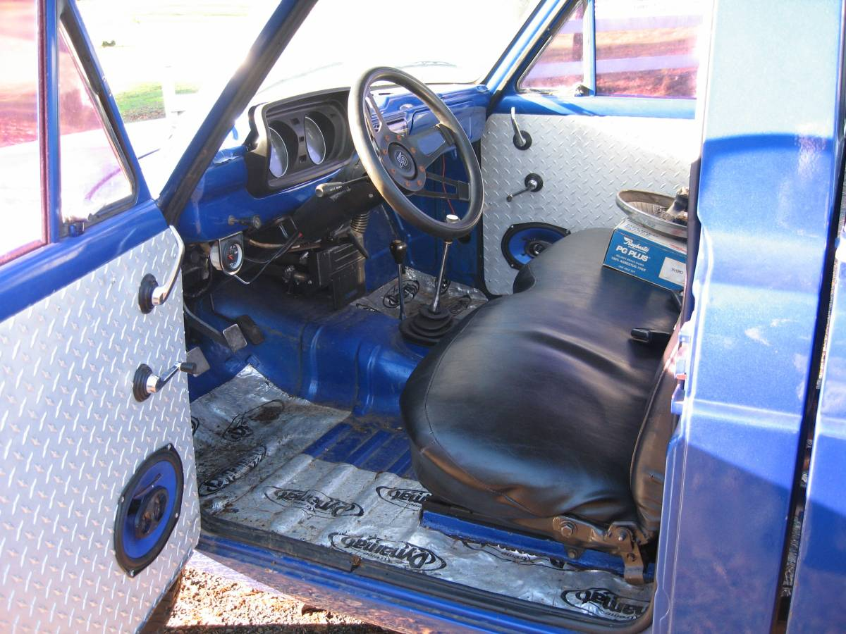 1976 Ford Courier 4X4 Pickup For Sale Cottage Grove, OR ...