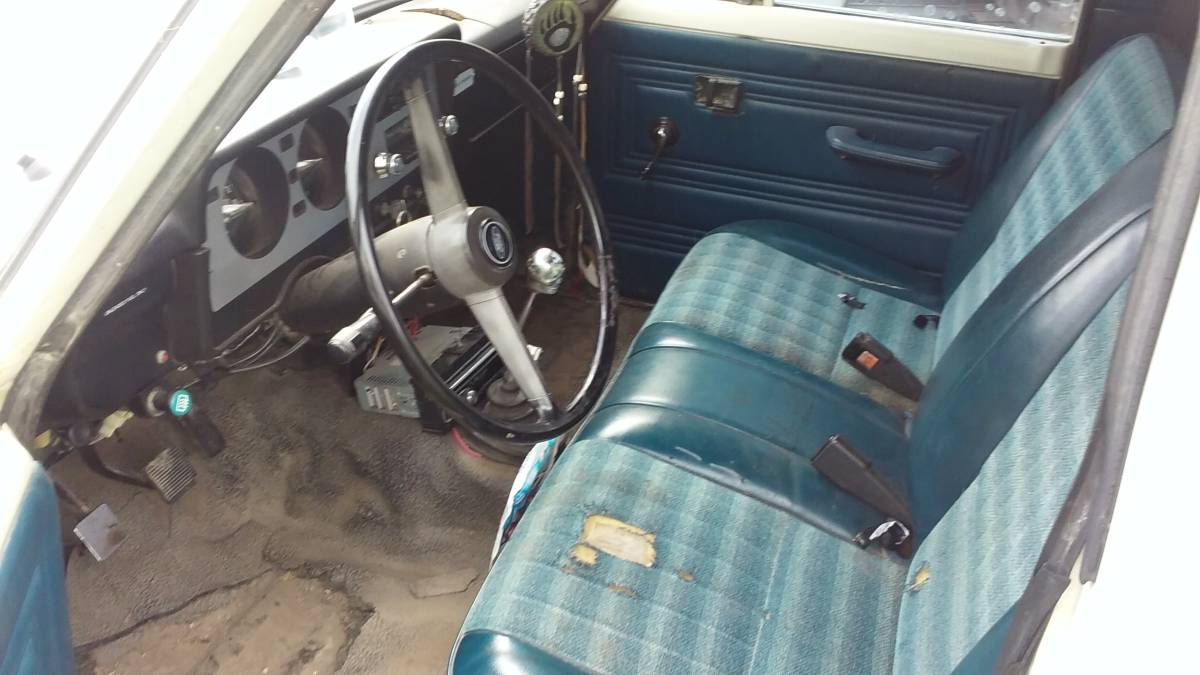 1980 Ford Courier Pickup Truck For Sale In Wales Nd 900 Interior More Details Pictures