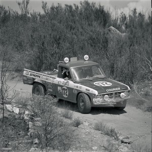 baja-500 off-road-race courier