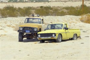 ford-courier-drag-race