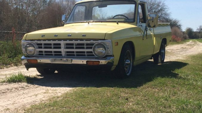 1973 Ford Courier Pickup Truck For Sale in Lake City, FL ...