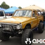 ford-courier 4x4 build