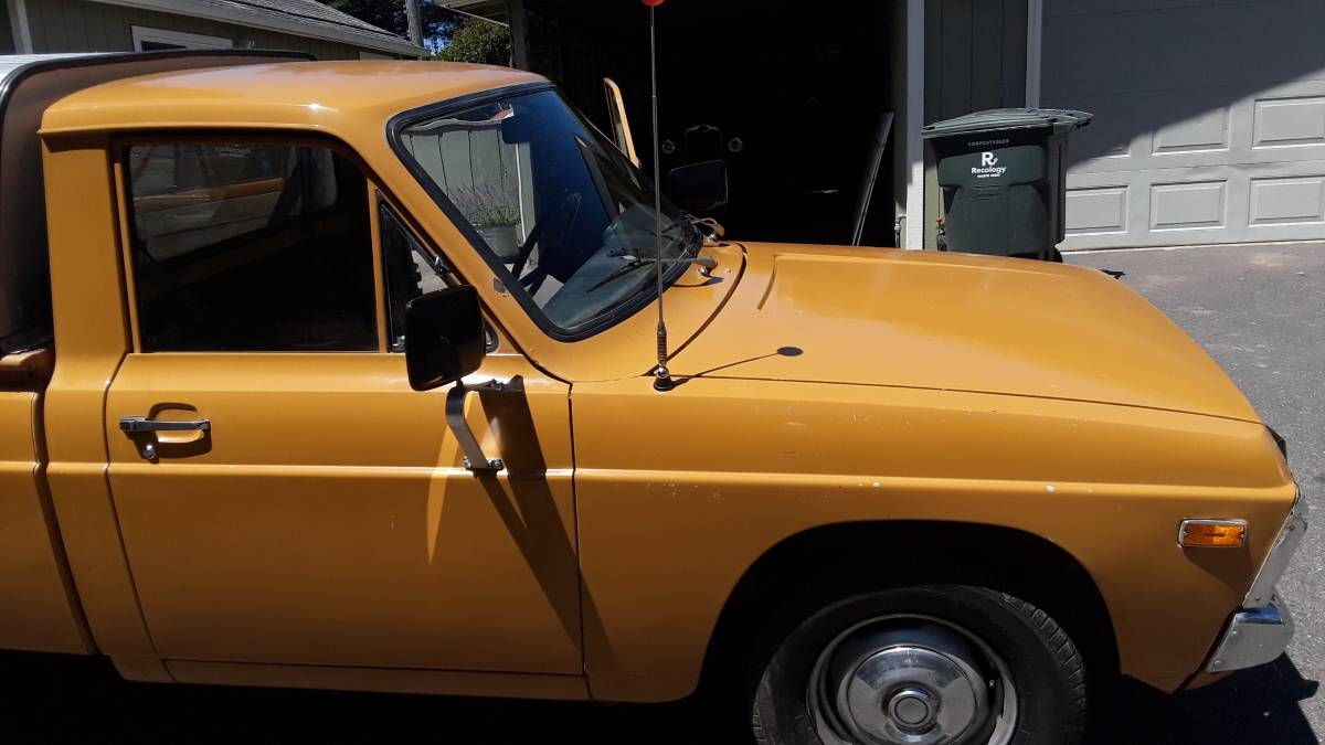 1972 Ford Courier Pickup Truck For Sale in San Rafael, CA ...